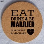Promotional gifts wedding cork
