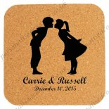 wedding favor coasters cup coas