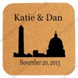 wedding gift wholesale cork coa